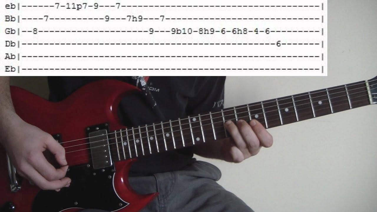 Say it aint so by weezer full guitar lesson tabs w solo say it aint so by weezer full guitar lesson tabs w solo youtube hexwebz Gallery