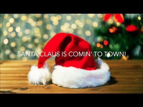 Santa Claus Is Coming To Town - Sidonia Daniella