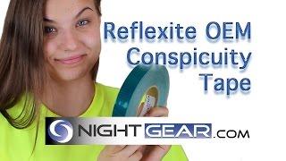 reflexite 1 inch tape v82 1r150 green