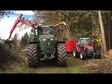 Fendt 1050  Geotrac Mus Max Steyr