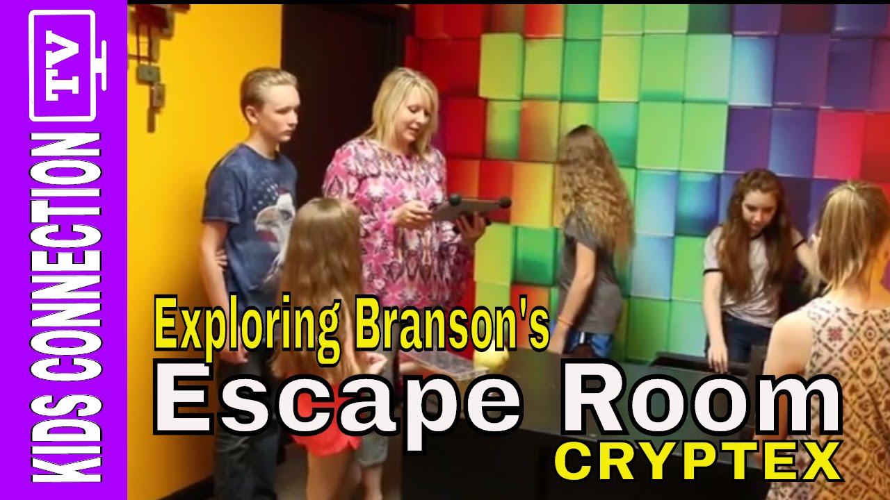 Branson Escape Room
