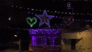 Granada se ilumina con la navidad