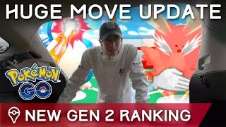 POKÉMON GO GYM BALANCE UPDATE ✦ NEW BEST MOVES ✦ STRONGEST ATTACKERS
