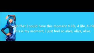 Moment 4 Life- Nicki Minaj Ft. Drake With Lyrics + Ringtone Download