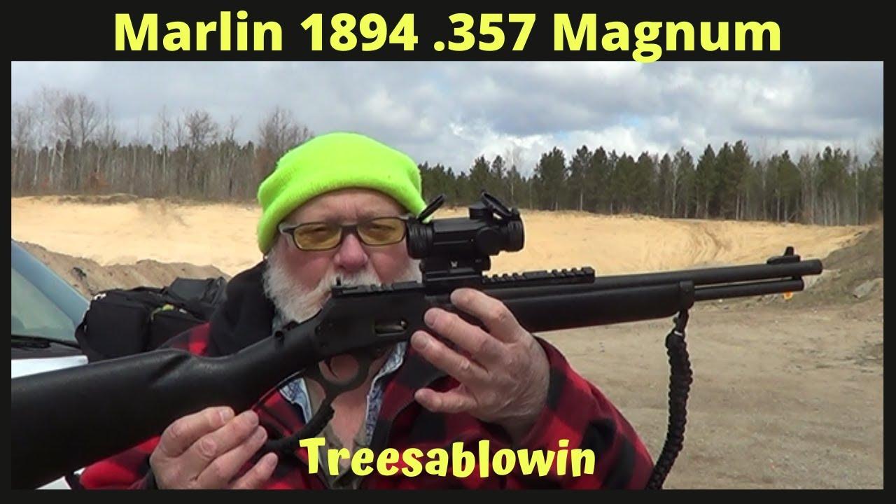 Marlin 1893 357 Magnun