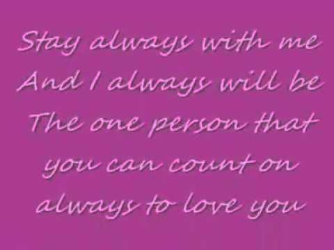 A Very Special Love Lyrics