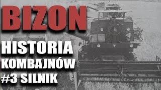 Bizon (#3):  Silnik SW 400   Historia kombajnów, których miało nie być   FARMER.PL