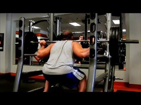 leg day  german volume training workout program  gvt 5x5