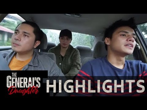 Ivan entrusts his car to Rhian and Franco | The General's Daughter