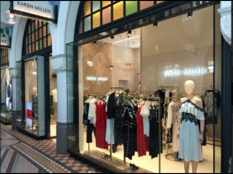 Fashion label Karen Millen collapses with seven stores to close