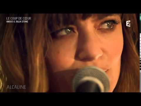 Angus & Julia Stone - Alcaline Mag - France 2 06.01.2105
