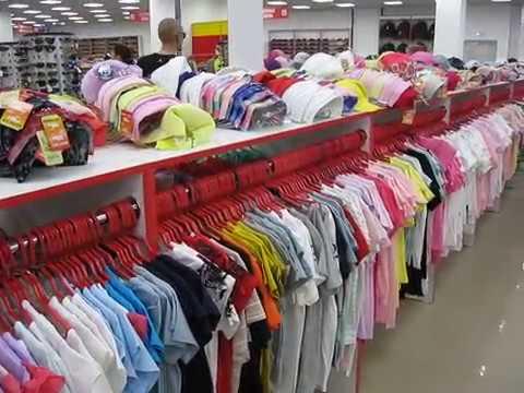 """Магазин одежды и обуви для всей семьи """"ЭконоМаркет"""""""