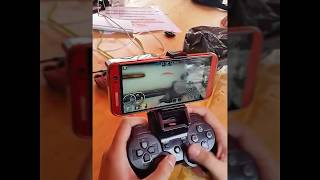 Play Crisis Action with PS3 stick