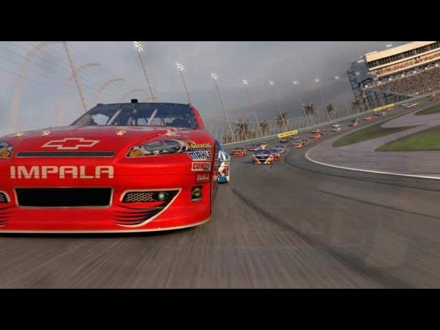 NASCAR The Game: Inside Line - Launch Trailer