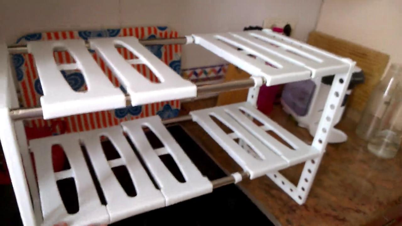 Organizador armario cocina invento 10 youtube - Organizador armario ...