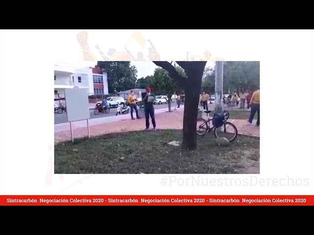 Lucha y resistencia en versos contra la multinacional del carbón 6/7
