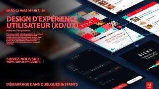 Tutoriel Photoshop CC et Adobe XD : Design d'expérience utilisateur |Adobe France
