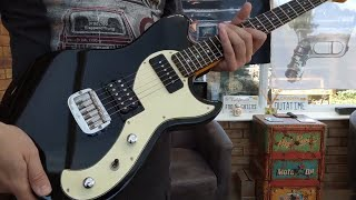 UNBOXING G&L Fallout Tribute Series Review