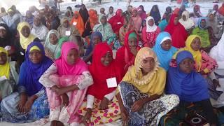 Lajna Imaillah Tanzania hold National Ijtema