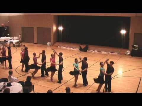 "Longview Dance ""Back to the Ballroom"" -- May 2011"