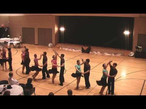 "Longview Dance ""Back to the Ballroom"" -- May 2011"