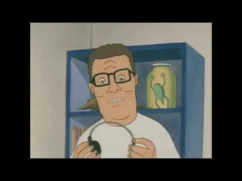 hank hill listens to Can you feel the sunshine