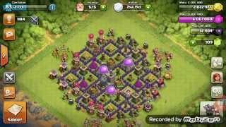 83. Level Clash of Clans Satılık