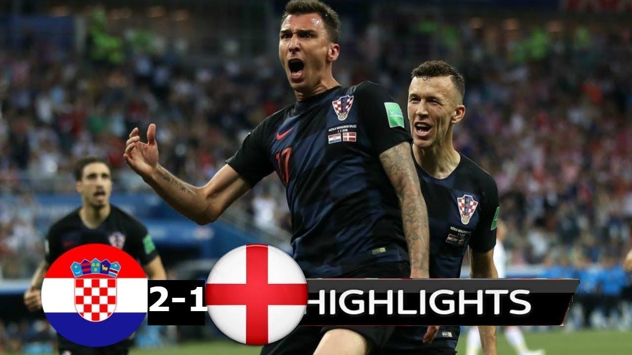Download Croatia vs England 2 1  - Semi Final Goals & Highlights   11 07 2018 World Cup 2018 Russia