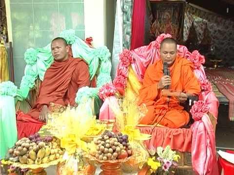 Two Seat Dharma Talk at The Hong Residence, Kompong Seyma, BattamBang, Cambodia 2013 part 1
