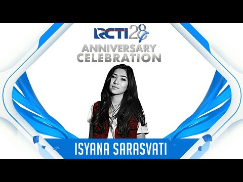 "RCTI 28 Anniversary Celebration | Isyana Sarasvati ""Pesta"""