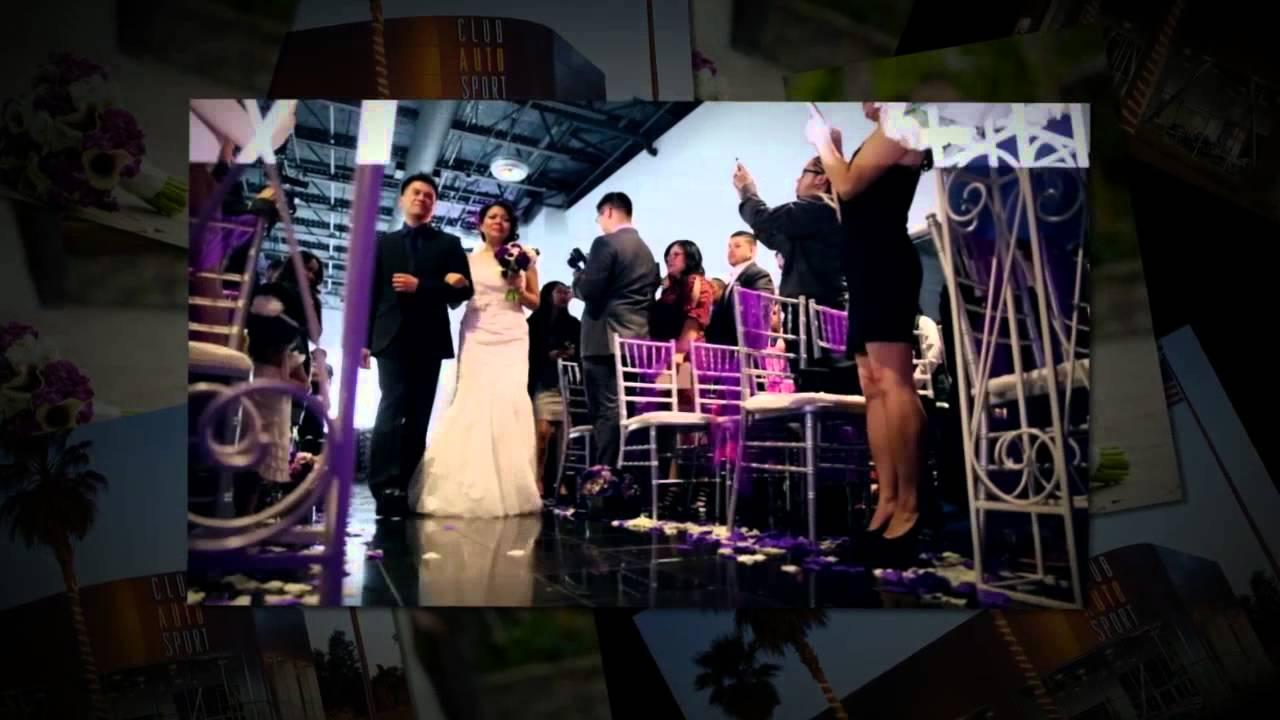 Wedding At Club Auto Sport