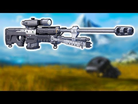 Meet the BEST Sniper Rifle in Gaming | Halo: Reach - Part 3