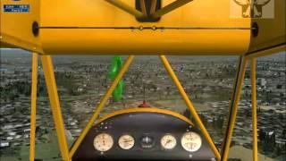 Microsoft Flight Simulator X: Misión 5; Aproximación Al Aeropuerto