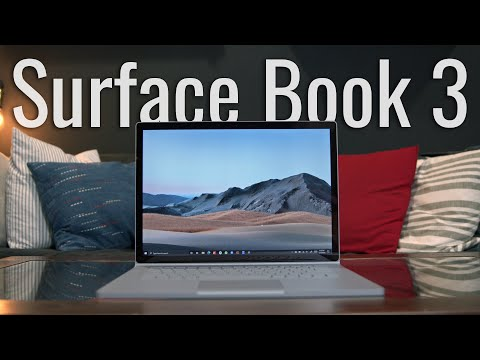 Microsoft Surface Book 3 Complete Walkthrough: A Lot More Powerful