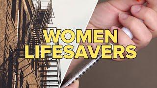 8 Women Who Saved Us