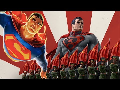 All Animated Superman Movies Ranked