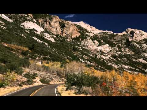 The Ruby Mountains: Lamoille Canyon   Autumn