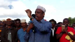 Marsabit locals urged to register with NHIF