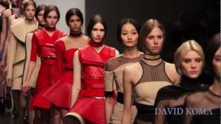 stila fashion week fall 2013 Thumbnail