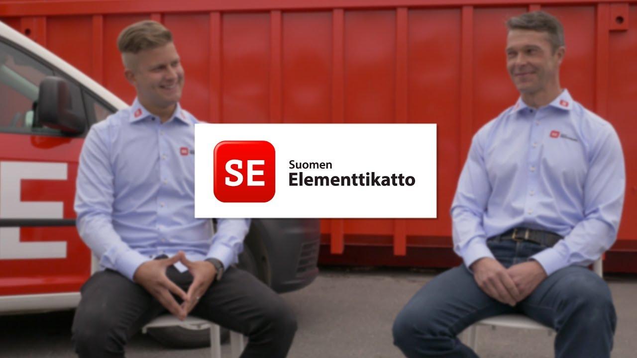 Suomen Elementtikatto Oy