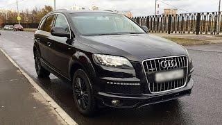 Audi Q7 2010 - Секонд Тест