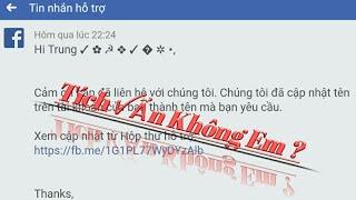 Đổi Tên Rename Facebook Kí Tự Đặc Biệt,  Tích Ẩn,  Số Chữ...