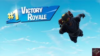 Getting A Victory Royale With The Rogue Agent Skin (Fortnite Battle Royale)