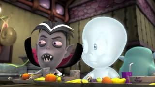 Каспер  Школа страха   35 серия   2006   Мульт сериал   HD 720p