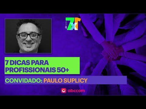 7x1 com Dil Mota - PROFISSIONAIS 50+