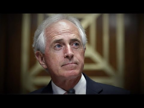 Sen. Bob Corker: 'It's a shame the White House has become an adult day care center'