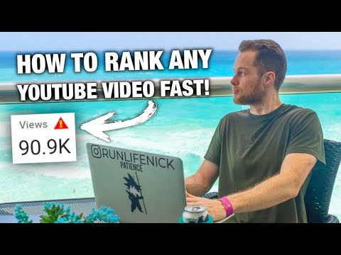 YOUTUBE VIDEO SEO - How To Rank ANY Youtube Video 1ST Page In 24 Hours FAST! Mp3