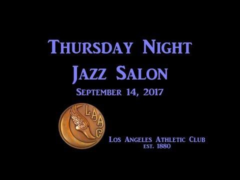 Thursday Night Jazz Salon September 14, 2017