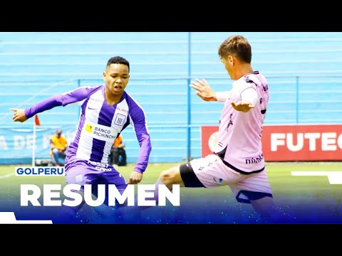 Alianza Lima Sport Boys Goals And Highlights