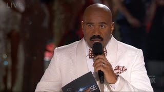 Steve Harvey Apology Tweet After Crowning The Wrong Miss Universe